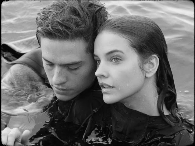 SS20 THE KOOPLES CAMPAIGN STARRING BARBARA PALVIN & DYLAN SPROUSE - PART 1