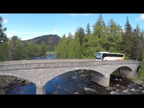 Scotland & Ireland Luxury Coach Travel