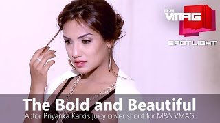 M&S VMAG | The Bold and Beautiful Priyanka Karki