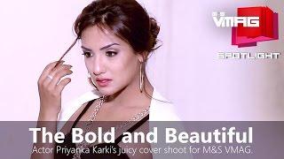 M&S VMAG | The Bold and Beautiful Priyanka Karki