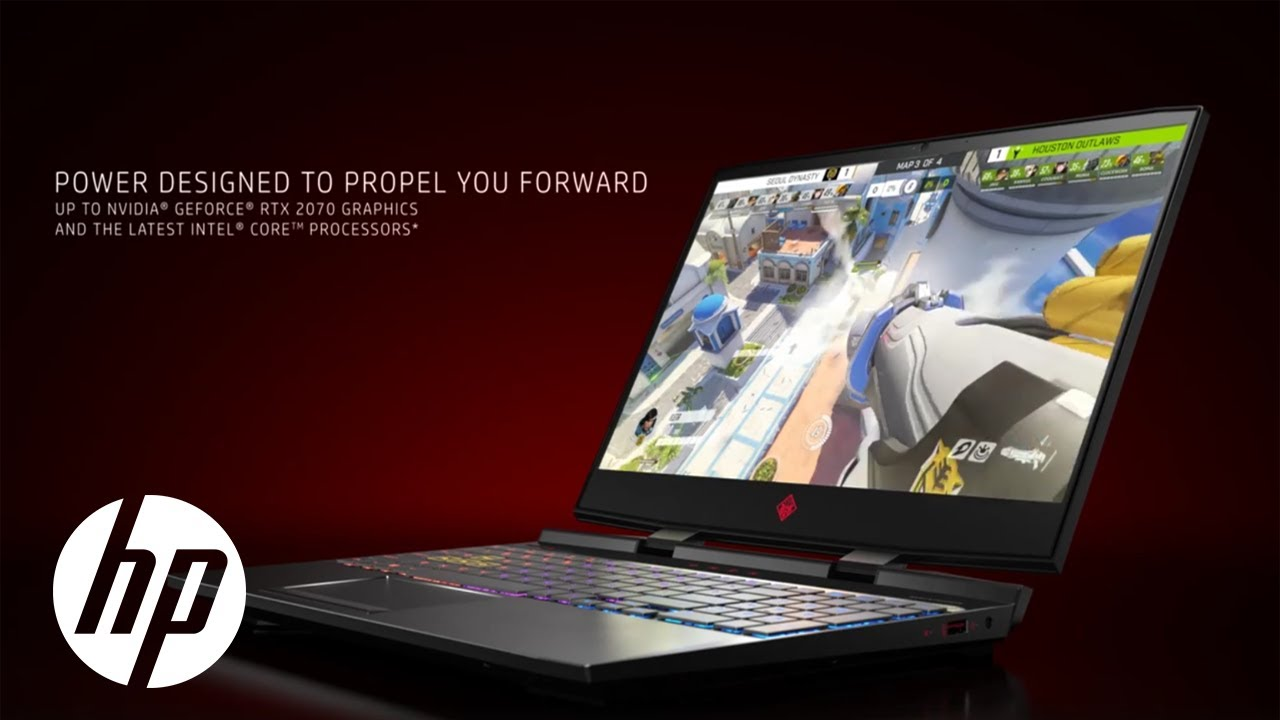 OMEN 15 with NVIDIA GeForce RTX 2019 | Gaming Laptop | HP