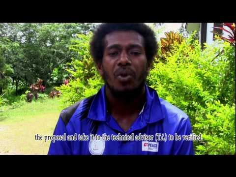 Pacific Community Climate Change Risk Reduction project - Vanuatu
