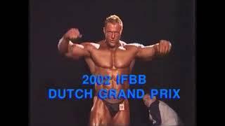 Dutch Grand Prix - IFBB 2002, Holanda