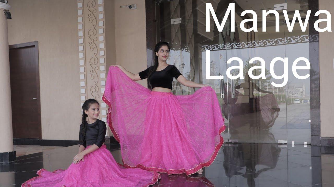Download Manwa Laage(Happy new year) | Alice and Disha Ghai | Dance Choreography