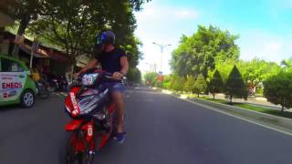 my trip on the road of vietnam 5