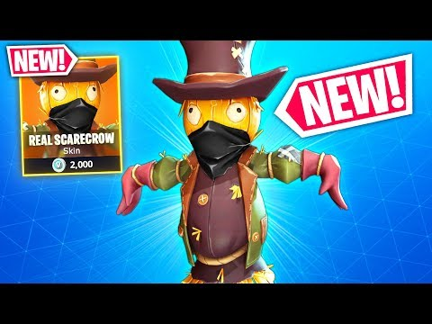 *NEW* SCARECROW SKINS?!! - Fortnite Funny WTF Fails and Daily Best Moments Ep.1142