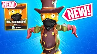 SKINS SCARECROW?!! - Fortnite Funny WTF échoue et Daily Best Moments Ep.1142