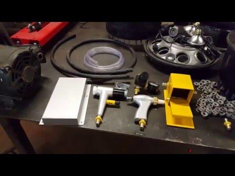 (Pt. 4) HF Blast Cabinet - Upgrade Kit Install (Harbor Freight)
