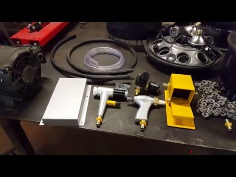 Ultimate Harbor Freight Sand Blasting Cabinet How To