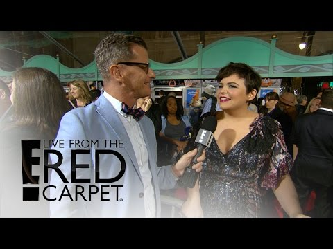 Ginnifer Goodwin Confirms She's Having a Baby Boy | Live from the Red Carpet | E! News
