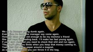 Fabolous ft drake - Throw it in the Bag rmx w/ lyrics