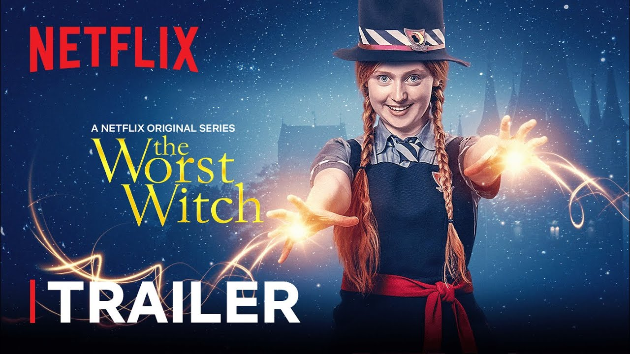 The Worst Witch Season 4 Trailer | Netflix Futures