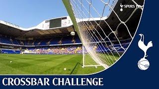 White Hart Lane Crossbar Challenge ft. Eriksen, Kane & Capoue