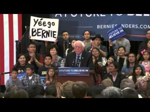 Native American Policy | Bernie Sanders