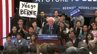 Native American Policy | Bernie Sanders