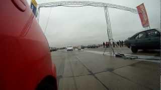 Peugeot 306 TD vs Citroen BX TD - injector blocat.