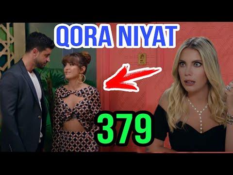Qora Niyat 379 Qism Uzbek Tilida Turk Seriali / Кора ният 379 кисм турк сериали