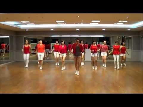 Big Blue Tree Line Dance(Beginner Level)