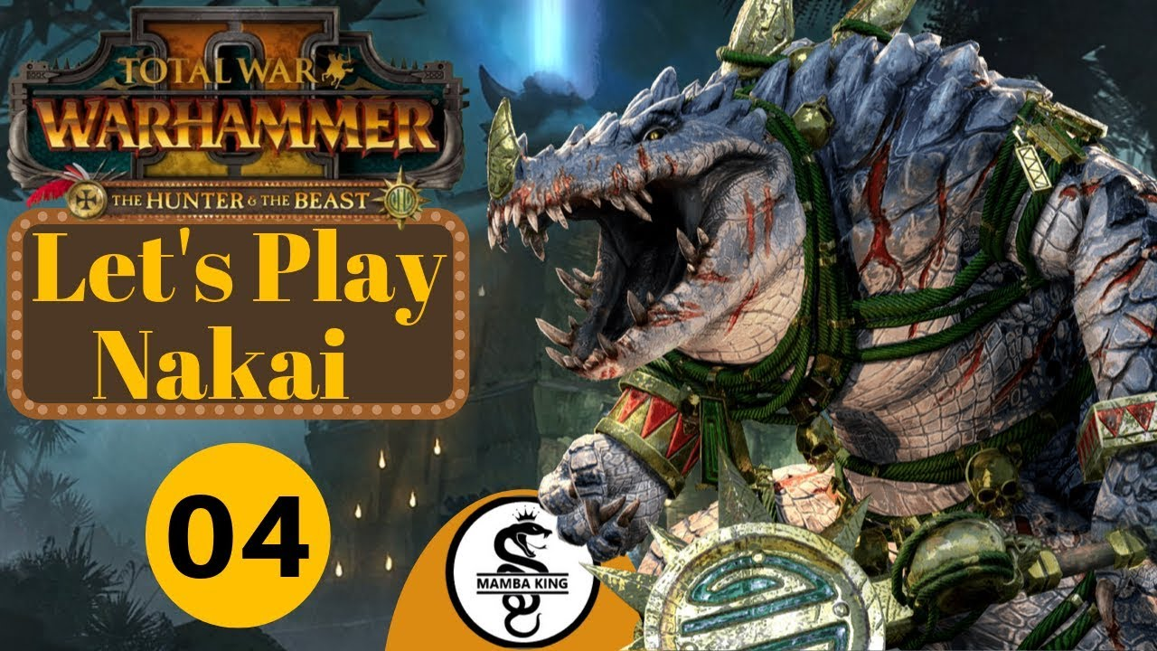 Nakai Vortex Campaign Ep 04 An Un Welcome Guest Total War Warhammer 2 The Hunter The Beast Youtube I didn't know warhammer ever had friendships between species. youtube