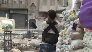 Repeat youtube video Alep Syrie, vivre avec la guerre
