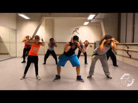 Shake It Off - Taylor Swift (Dance Moves for ITQ by Sambaerobics Dance Fitness)