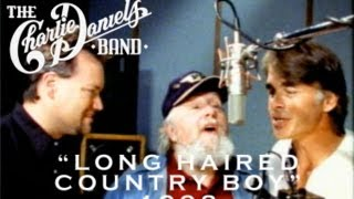 The Charlie Daniels Band - Long Haired Country Boy - Official Video 1998
