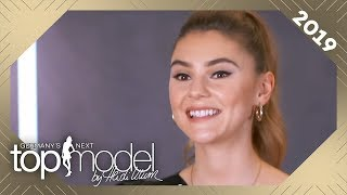 Schock beim Umstyling: Schneidet Stefanie Giesinger den Models die Haare? | GNTM 2019 | ProSieben