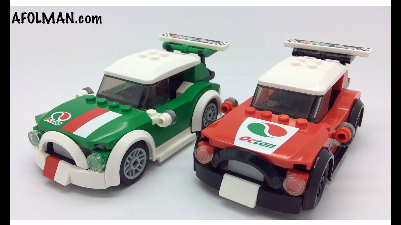 Lego Moc Custom Lego Race Cars Youtube
