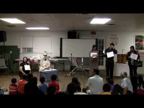 JVB 15th Annual Family Camp - Cultural Evening - Adult Silent Skits