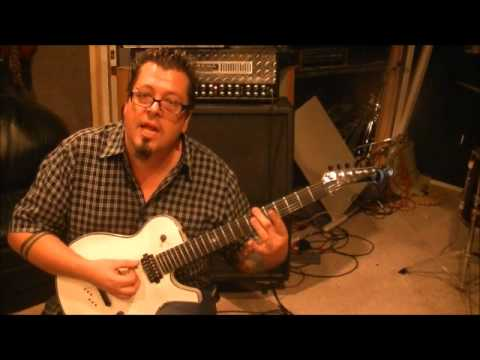 Rammstein - Sonne - Guitar Lesson by Mike Gross