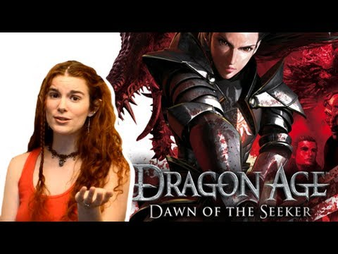 Dragon Age Dawn Of The Seeker Video Review Pixies Animation Vlog Youtube