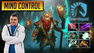 Mind Control Pro Offlane Nature's Prophet - Liquid vs Fnatic - ESL One Dota 2