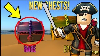 I FOUND THE HIDDEN TREASURE!!! ROBLOX Treasure Hunt