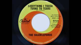 The Shacklefords - Everything I Touch Turns To Tears (Capitol 5713)