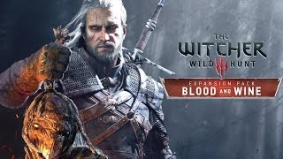 The Witcher 3: Blood and Wine All Cutscenes (Game Movie) 1080p HD