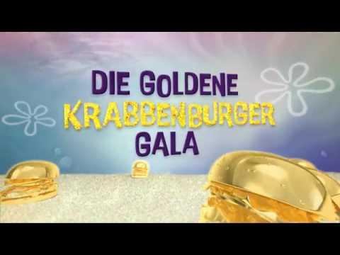 SpongeBob SquarePants - 'The Golden Krabby Patty Spectacular' Promo - Germany (Feb/Mar. 2017)