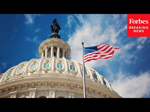 Senate Democrats Unveil $3.5 Trillion Spending Deal   Forbes