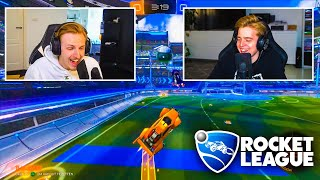Matthy en Koen zijn Rocket League Legends!!!