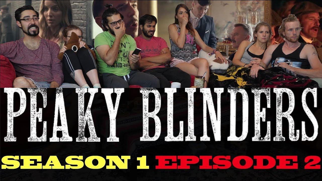 Download Peaky Blinders - Season 1 Episode 2 - Group Reaction