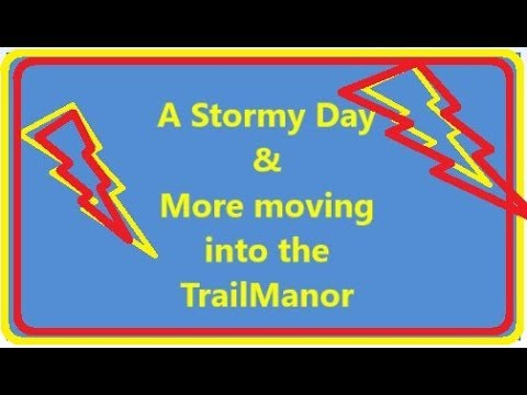 ~TrailManor~ Moving , Fluffy with razor blades and more...