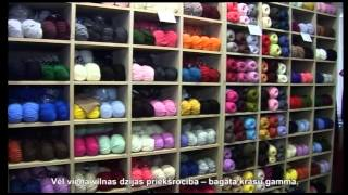 Пряжа и нитки для вязания. Магазин Filati(Еще лет 20 назад вязанием занимались в основном бабушки, а молодые женщины предпочитали импортный ширпотре..., 2013-11-18T14:08:45.000Z)
