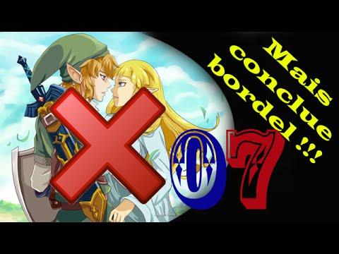 La Parenthèse épisode 7 : La relation Link-Zelda (1ère partie)