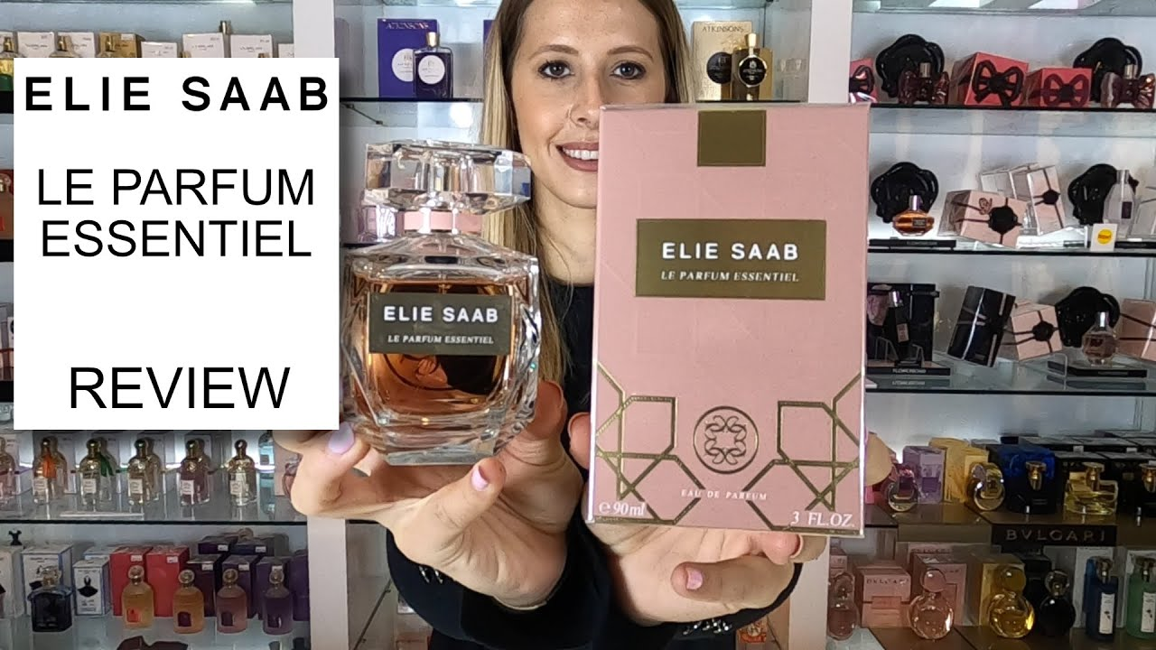 Elie Saab Le Parfum Essentiel Review From Scentstore Youtube