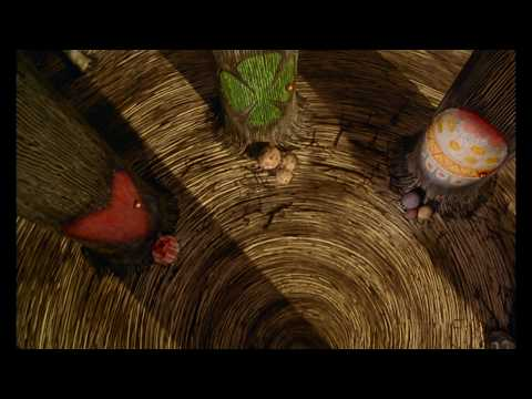 HD 1080p | Tim Burton's The Nightmare Before Christmas Intro - This is Halloween