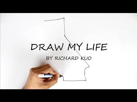Draw My Life | Richard Kuo