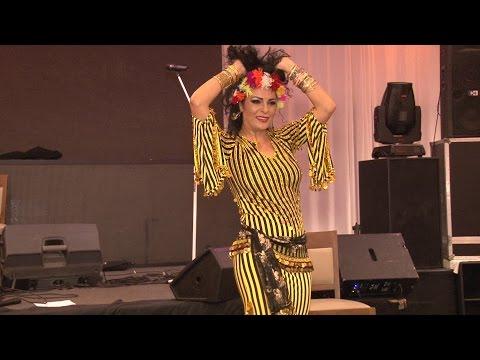 Nava Aharoni Belly Dancer  Baladi