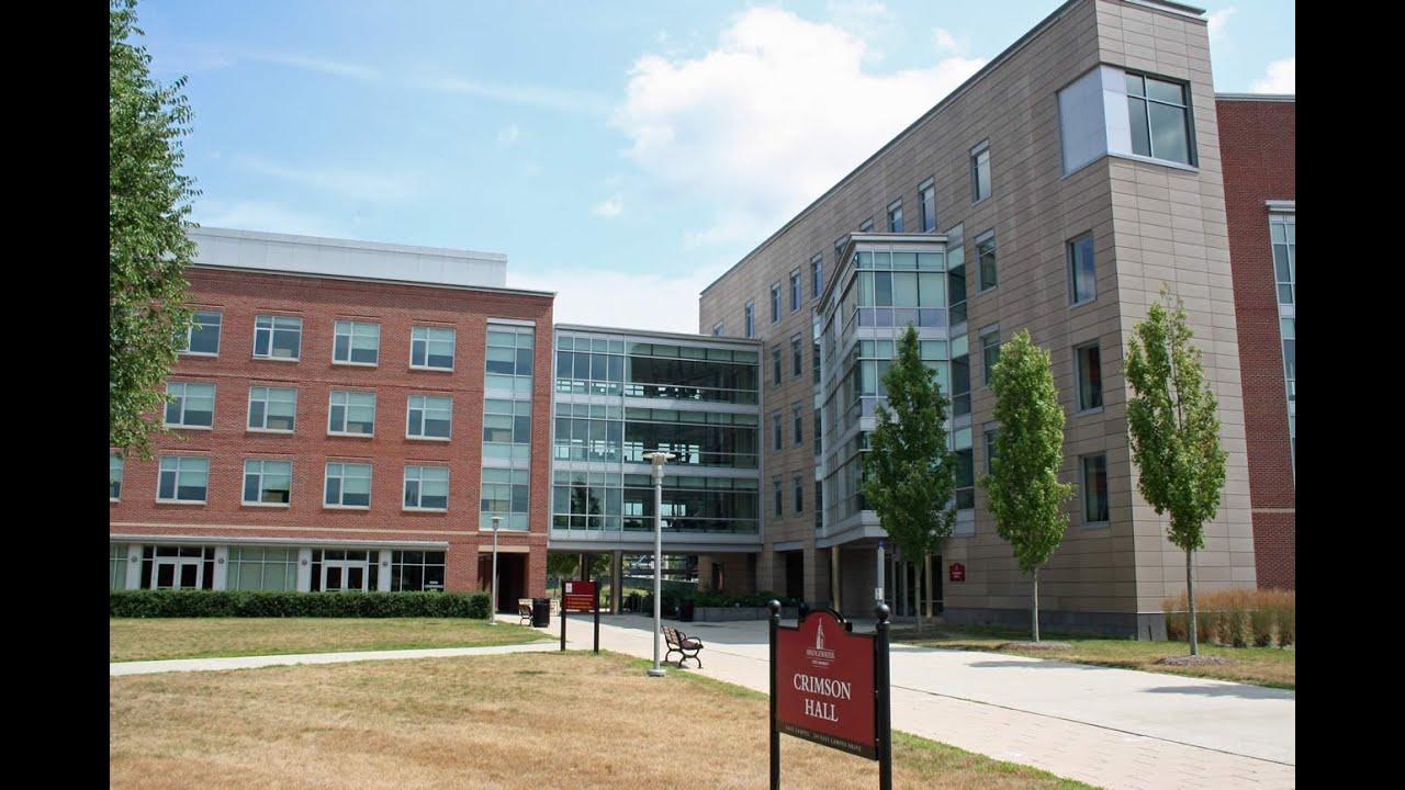 Home2Housing   Crimson Hall   Bridgewater State University