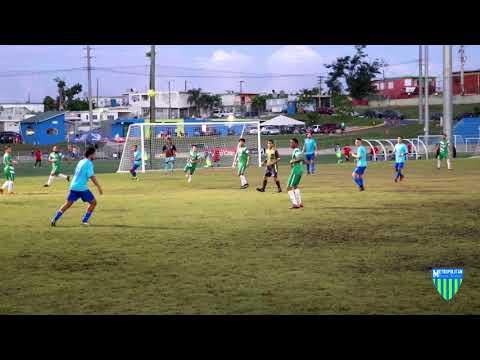 Metropolitan FA Pierde 3-1 Ante Don Bosco / 8va. Copa Ciudad De Bayamon