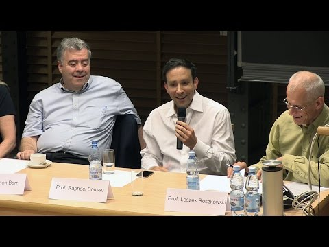 Is modern physics crossing the boundaries of science? PANEL DISCUSSION