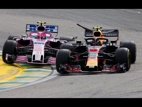 POLÉMICA MAX VERSTAPPEN VS ESTECAN OCON - POST GP Brasil F1 2018
